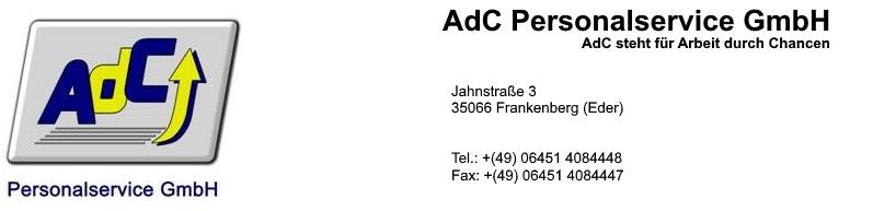 AdC Personalservice GmbH